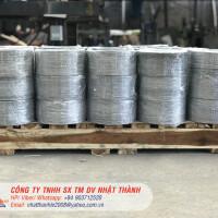 ĐẾ KIM LOẠI TRÒN (STEEL BASE PLATE) | D224 MM